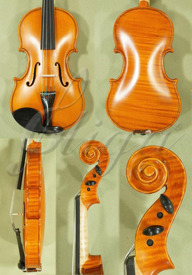 1/16 WORKSHOP 'GEMS 1' One Piece Back Violin