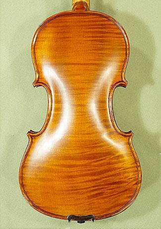 Antiqued 3/4 WORKSHOP \'GEMS 1\' One Piece Back Violin on sale
