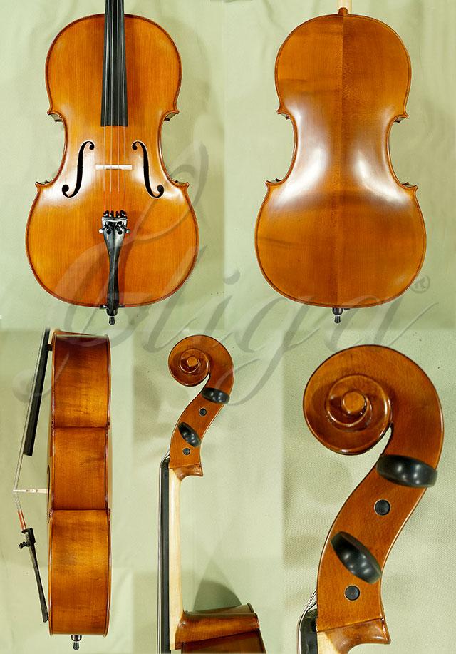 Antiqued 4/4 School 'GENIAL 1-Oil' Cello