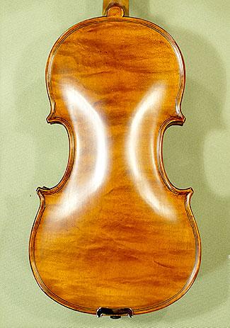 Antiqued 1/4 WORKSHOP \'GEMS 1\' One Piece Back Violin on sale