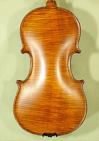 Antiqued 1/4 WORKSHOP \'GEMS 1\' One Piece Back Violin on sale