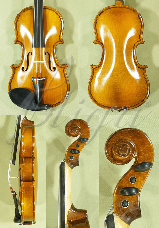 1/32 School 'GENIAL 2-Nitro' One Piece Back Violin