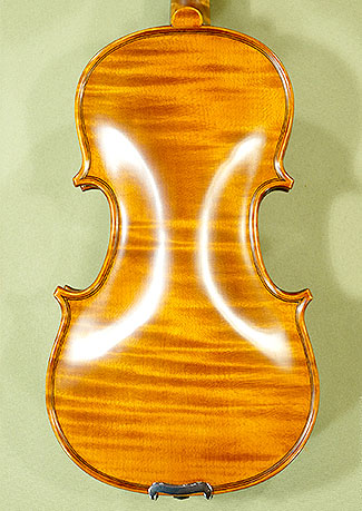 1/8 PROFESSIONAL \'GAMA\' One Piece Back Violin on sale