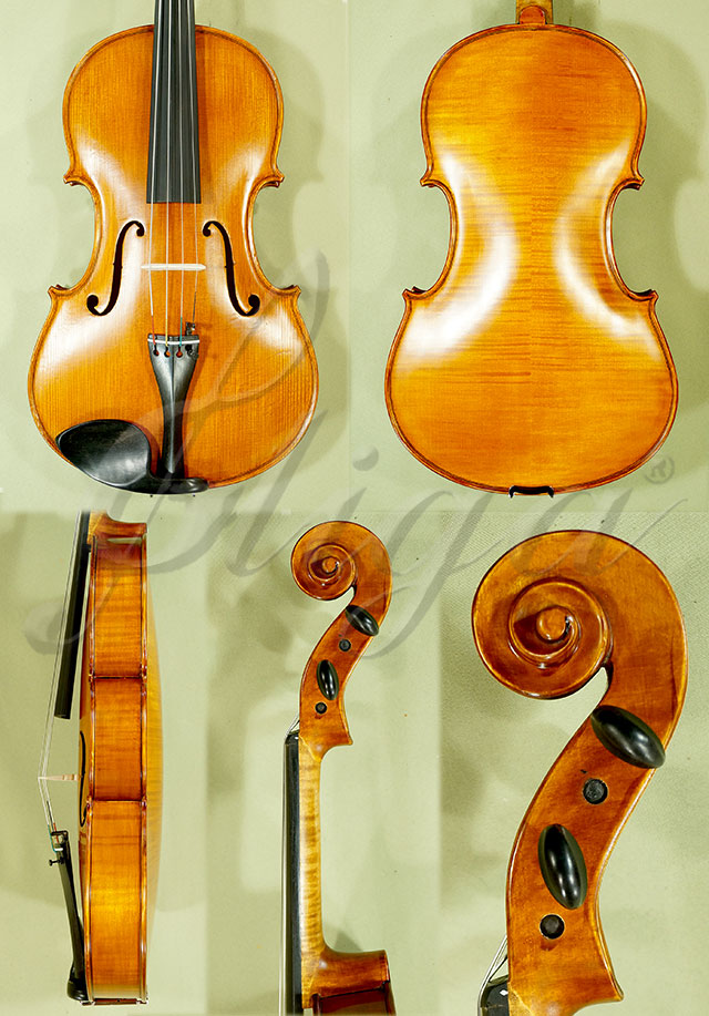 """Antiqued 17"""" WORKSHOP 'GEMS 1' Viola"""