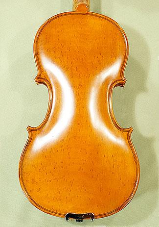 1/2 WORKSHOP \'GEMS 1\' Bird\'s Eye Maple One Piece Back Violin on sale