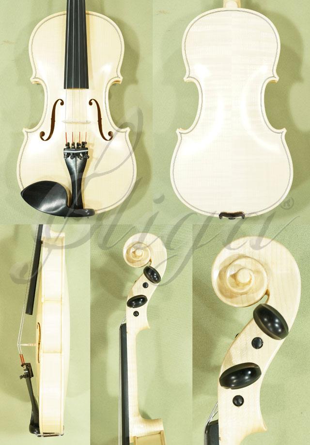 4/4 Gems 2 Student Violin - Natural Wood Color Finish