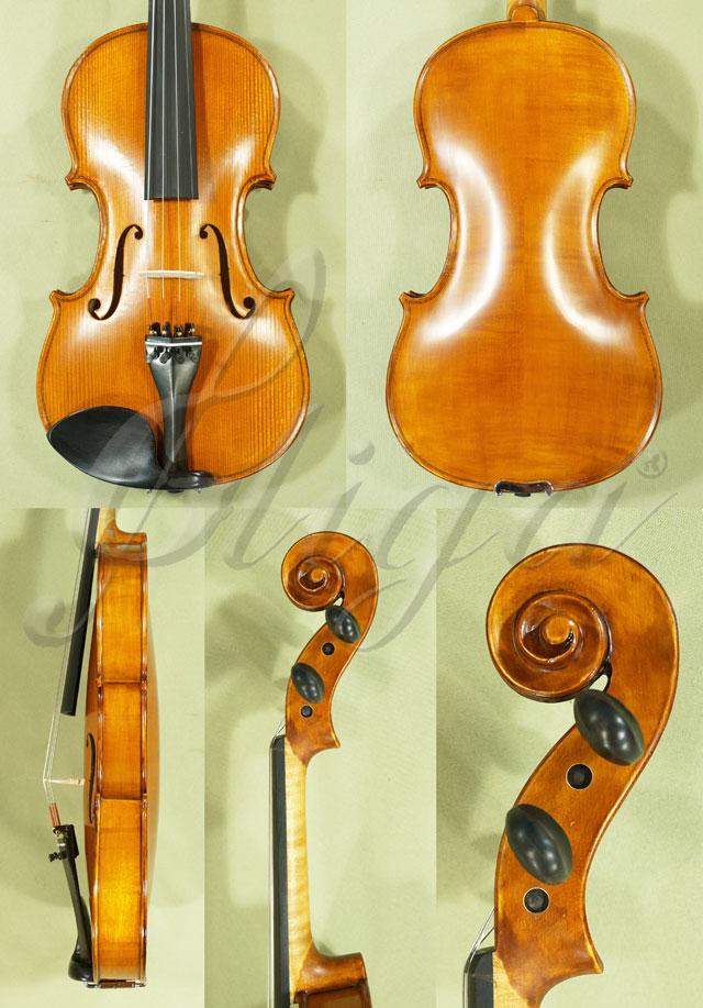 4/4 Genial 1 Beginning Student Violin - Antique Finish - Code C4390