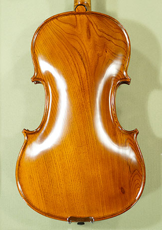 4/4 MAESTRO VASILE GLIGA Ash One Piece Back Violin \'Guarneri\' on sale