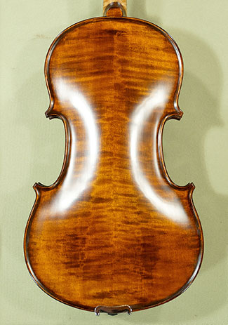 Stained Antiqued 4/4 PROFESSIONAL \'GAMA\' Violin \'Guarneri\' on sale