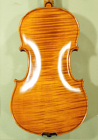 4/4 PROFESSIONAL \'GAMA Super\' One Piece Back Violin \'Guarneri\' on sale