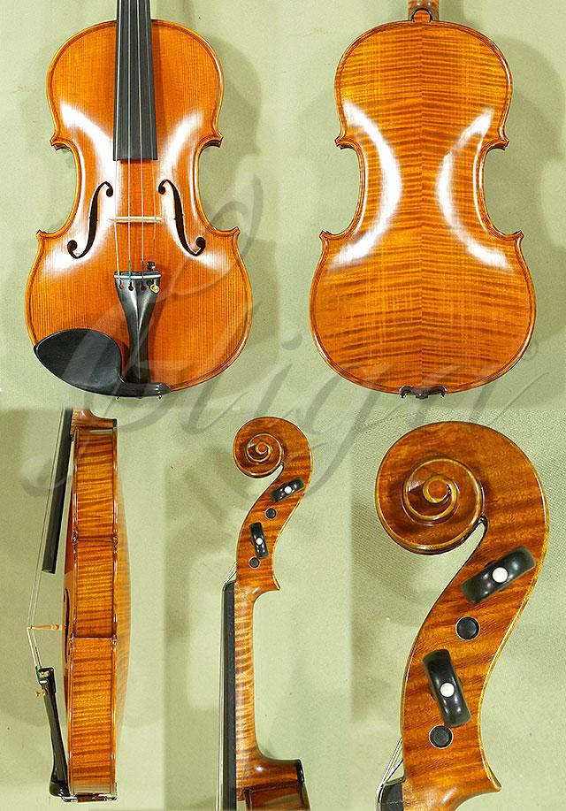 4/4 PROFESSIONAL 'GAMA Super' Violin 'Guarneri'