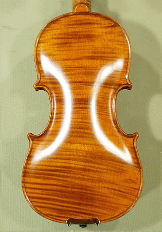 1/4 PROFESSIONAL \'GAMA Super\' One Piece Back Violin on sale