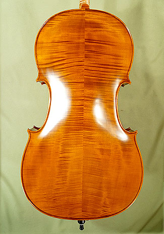 Antiqued 4/4 PROFESSIONAL \'GAMA\' Cello on sale