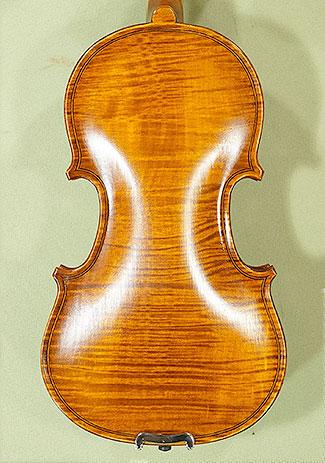 Antiqued 1/10 Student \'GEMS 2\' One Piece Back Violin on sale