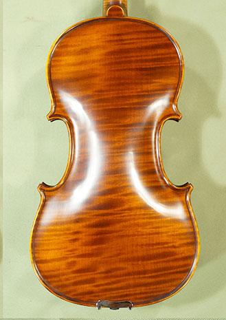 Antiqued 4/4 PROFESSIONAL \'GAMA Super\' One Piece Back Violin on sale