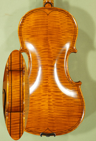 4/4 MAESTRO VASILE GLIGA Special Inlaid Purfling Violin on sale