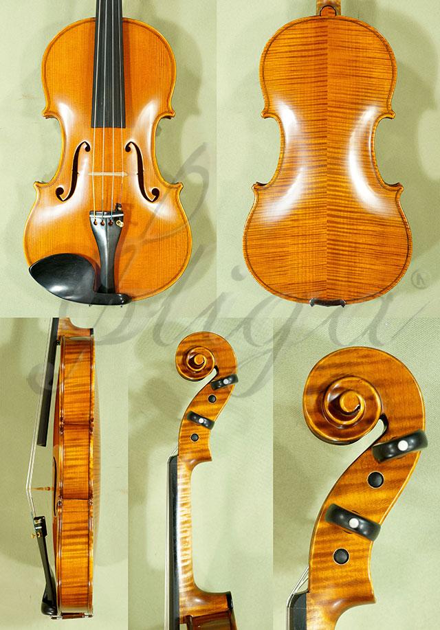 4/4 PROFESSIONAL 'GAMA Super' Violin 'Guarnieri SUA'