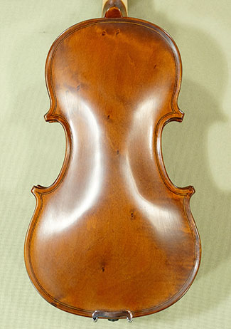 Antiqued 1/8 School \'GENIAL 1-Oil Special\' Bird\'s Eye Maple Violin on sale