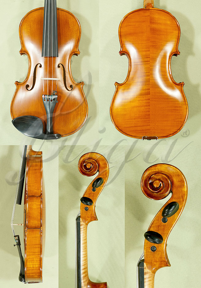 "Antiqued 15"" WORKSHOP 'GEMS 1' Viola"