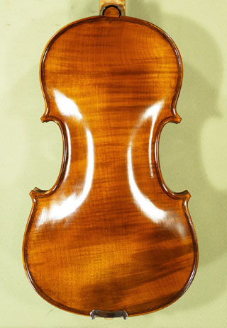 Feel-The-Grain Spirit Varnish Antiqued 4/4 CERUTI MAESTRO One Piece Back Violin \'Antonio Ceruti on sale
