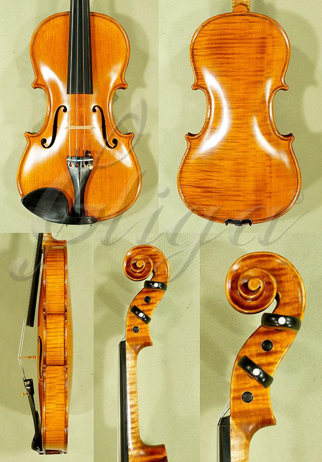3/4 PROFESSIONAL 'GAMA Super' One Piece Back Violin