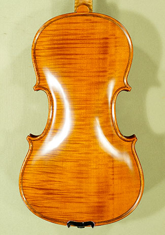 3/4 PROFESSIONAL \'GAMA Super\' One Piece Back Violin on sale