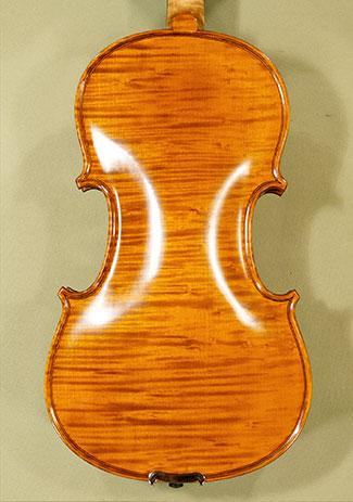 4/4 PROFESSIONAL \'GAMA Super\' One Piece Back Violin on sale