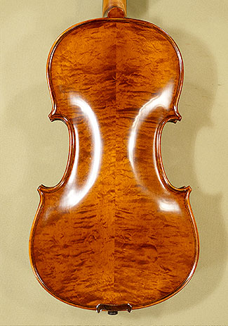 Antiqued 4/4 PROFESSIONAL \'GAMA Super\' Wild Maple Violin on sale