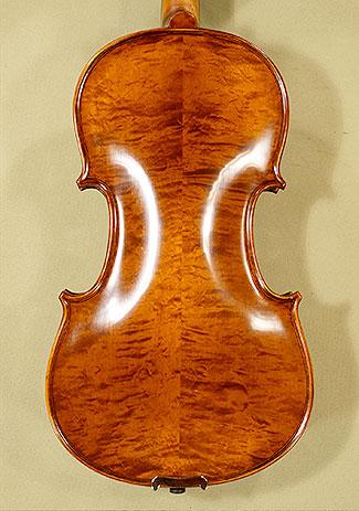 Antiqued 4/4 PROFESSIONAL \'GAMA Super\' Wild Maple Violin on sale