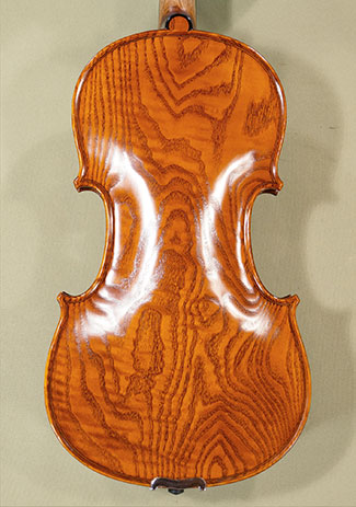 4/4 MAESTRO VASILE GLIGA Ash One Piece Back Violin