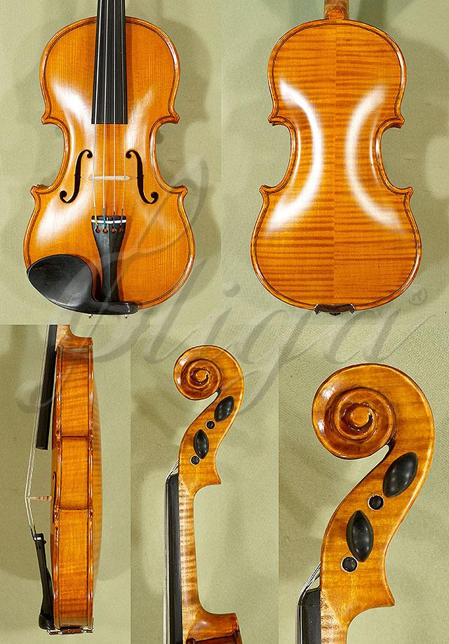 Antiqued 1/10 WORKSHOP 'GEMS 1' Violin