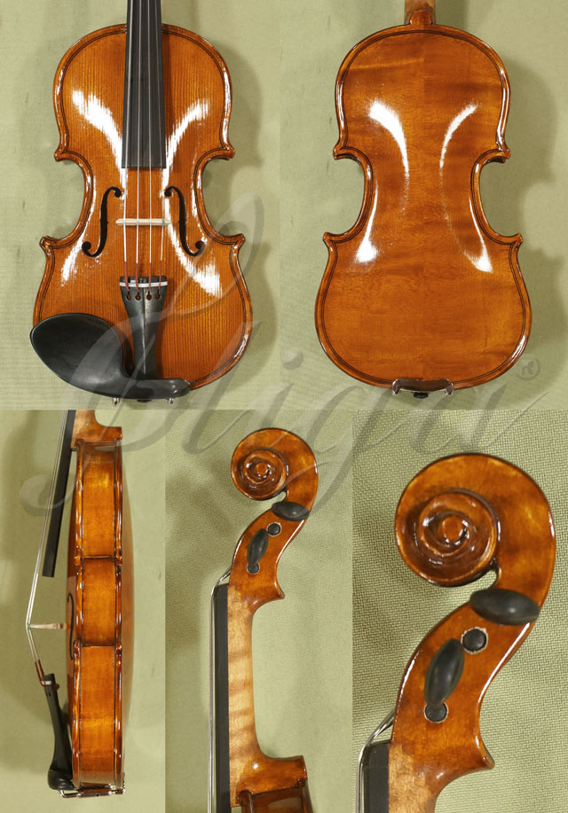 Shiny Antiqued 1/32 ADVANCED Student 'GEMS 2' Violin
