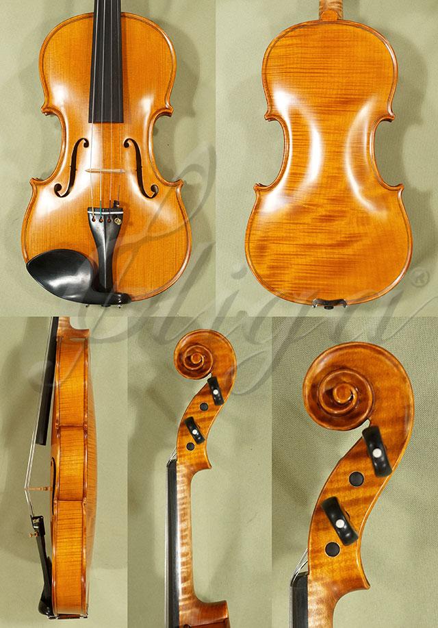 4/4 PROFESSIONAL 'GAMA Super' One Piece Back Violin