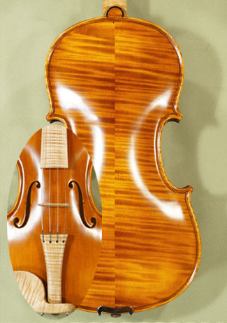 Antiqued 4/4 MAESTRO GLIGA Violin Baroque on sale