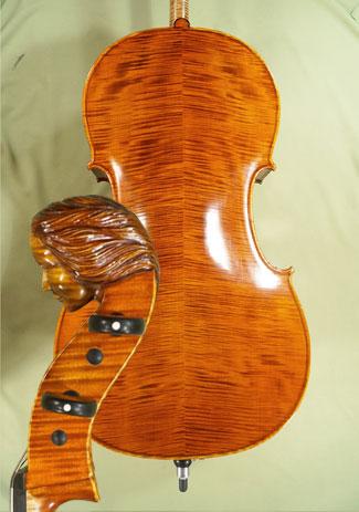 4/4 MAESTRO VASILE GLIGA \'Girl\' Scroll Cello on sale