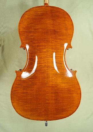 Shiny Antiqued 4/4 PROFESSIONAL \'GAMA\' Cello \'Italian\' on sale