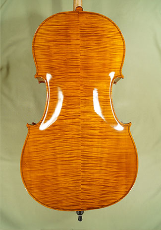 Shiny 4/4 MAESTRO VASILE GLIGA Cello on sale