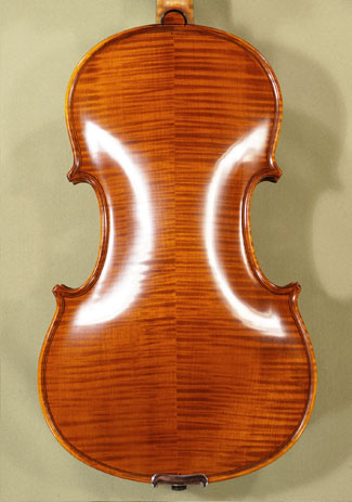Antiqued 4/4 MAESTRO GLIGA Left Handed Violin \'Guarneri\' on sale