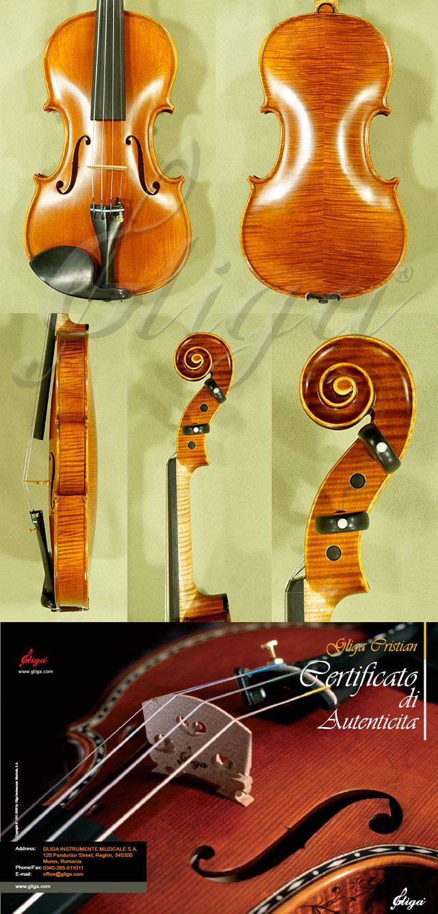 Antiqued 4/4 MAESTRO GLIGA Violin