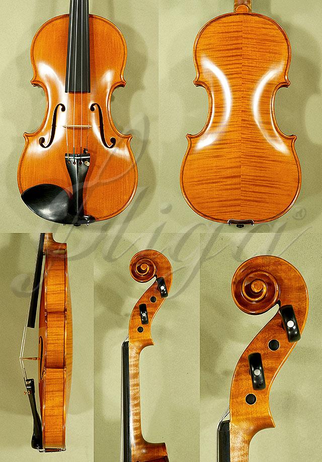 4/4 Gama Professional Handmade Violin Code C5181