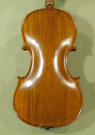 4/4 MAESTRO VASILE GLIGA Walnut One Piece Back Violin on sale