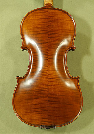 Antiqued 4/4 PROFESSIONAL \'GAMA\' Left Handed Violin on sale