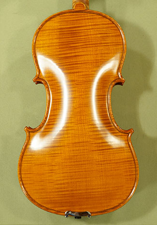 4/4 PROFESSIONAL \'GAMA Super\' One Piece Back Violin \'Italian\' on sale