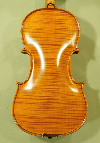 4/4 PROFESSIONAL \'GAMA Super\' One Piece Back Violin
