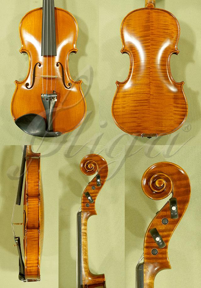 4/4 Gama Professional Handmade Violin Code C5277V