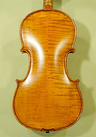 Antiqued 4/4 WORKSHOP \'GEMS 1\' Bird\'s Eye Maple Violin on sale