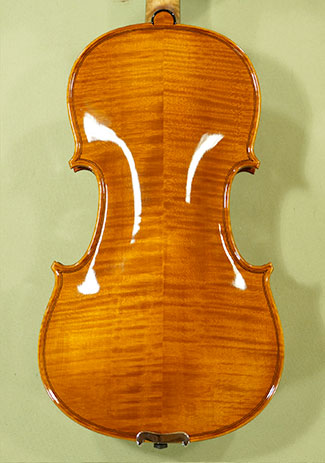 Shiny Antiqued 4/4 PROFESSIONAL \'GAMA Super\' Violin on sale