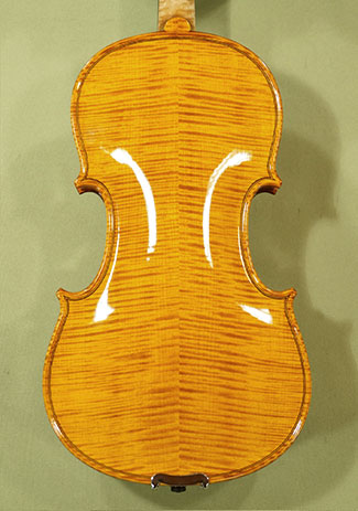 Shiny 4/4 PROFESSIONAL 'GAMA' Violin on sale