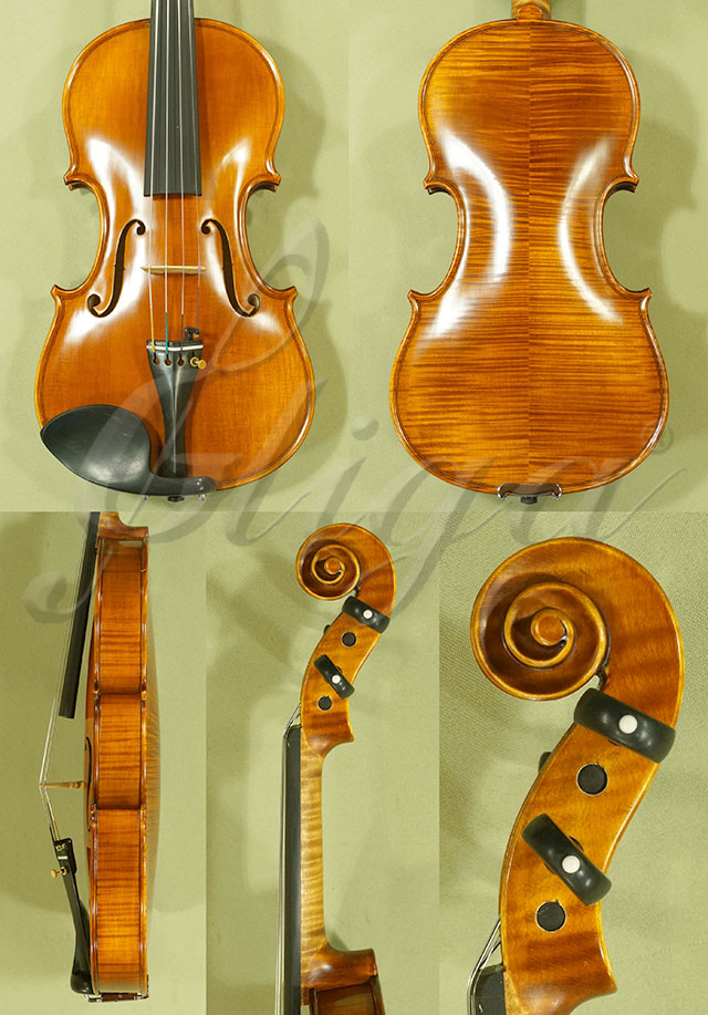 Antiqued 3/4 PROFESSIONAL 'GAMA' Violin