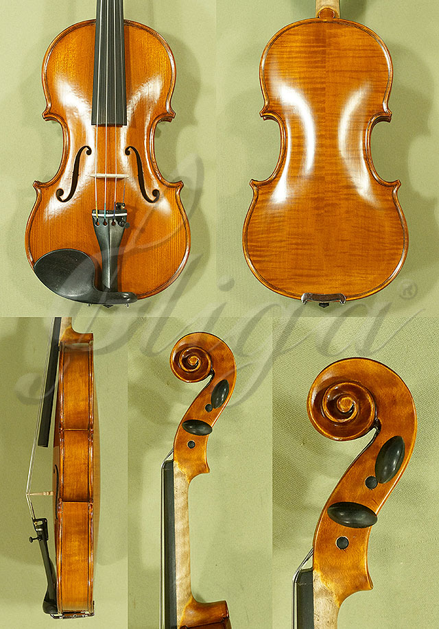 Antiqued 1/4 WORKSHOP 'GEMS 1' Violin